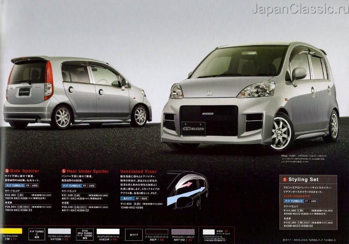 Honda Life 2006 MUGEN JB - JapanClassic