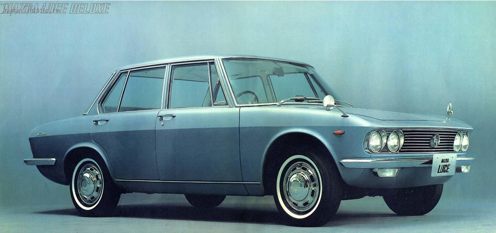 Mazda Luce 1966 Su Sv 01 Japanclassic